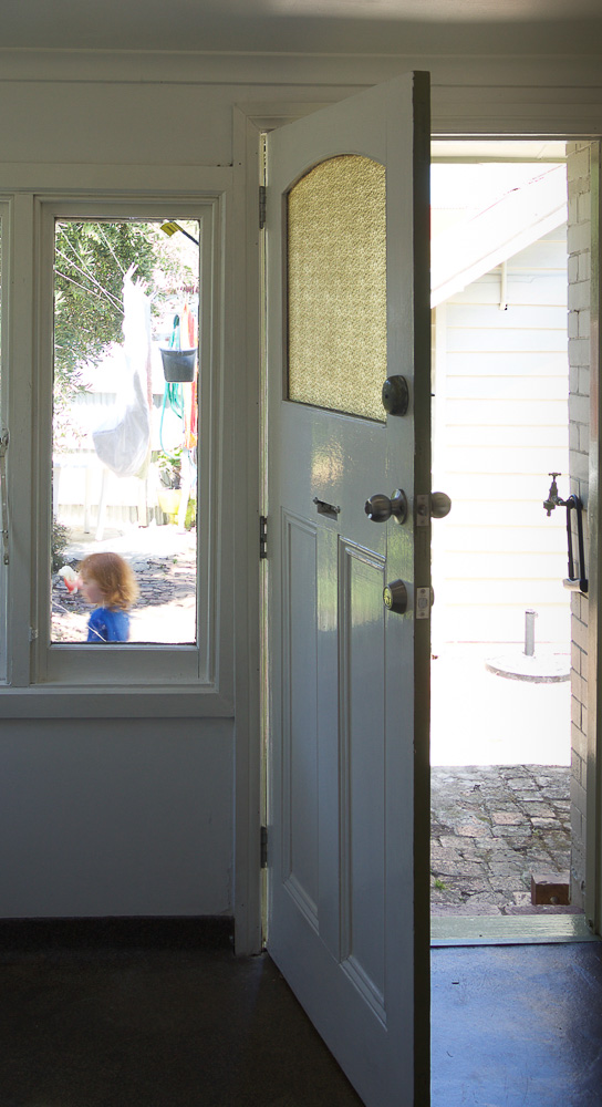 E&T - 16 Back Door with Banjo-1505