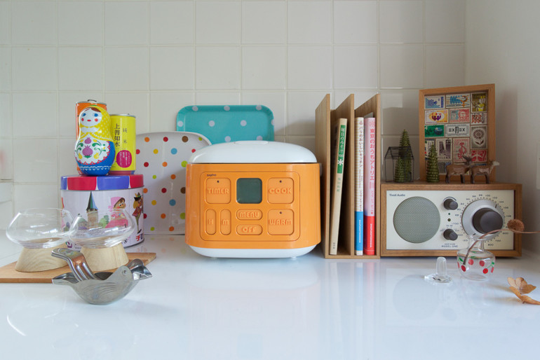 MM&SW - 5 Kitchen Rice cooker-2052