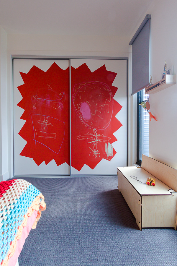 EH's - Red Chalk Wall**-2724