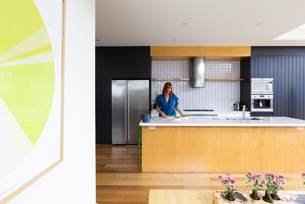 M, D & LL's house - Kitchen-2016-2