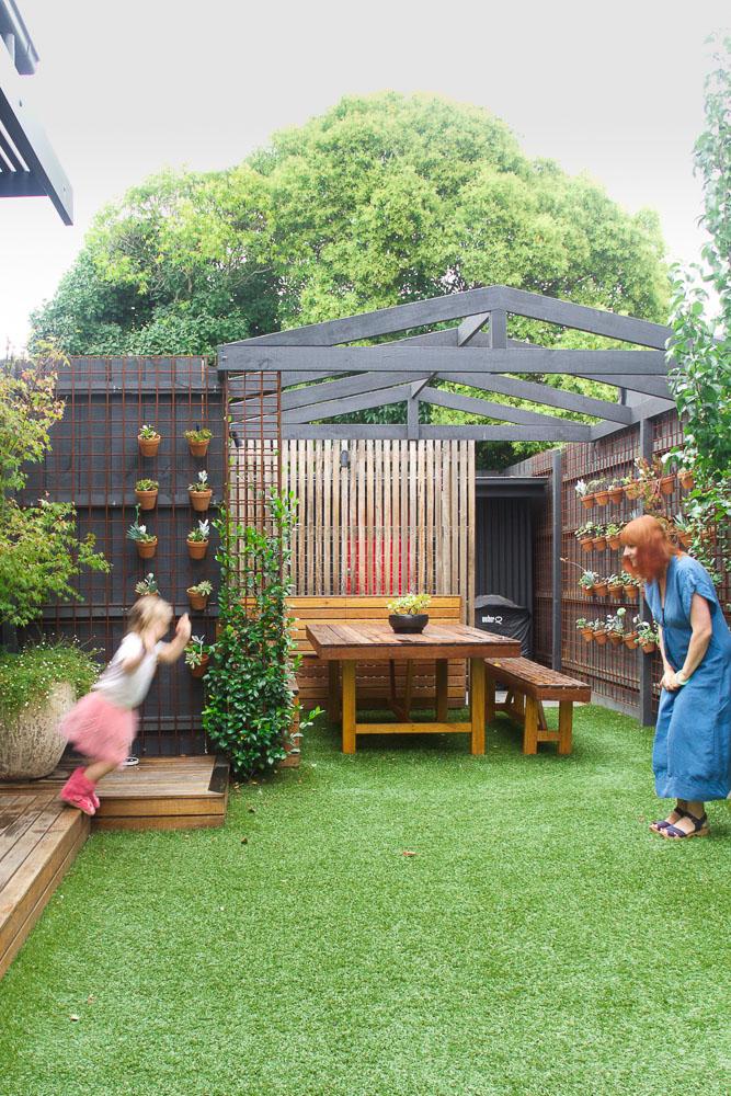 M, D & LL's house - Lucy & Merry Garden-2016-4